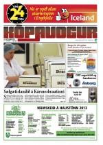 11. tbl. 1. árgangur 13. september 2013