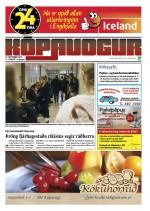 12. tbl. 1. árgangur 27. september 2013